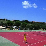 Camping Valle Gaia Tennis