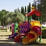 camping Valle Gaia speeltuin